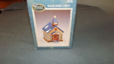 Dickens Collectibles Sugar Creek County Village Church Christmas Collectibles