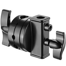 Neewer 2.5-inch Grip Head Swivel Head Holder Mounting Adapter for Light Stand