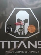 DAMTOYS Ghost Series Titans PMC Frank Casey Accessories loose 1/6th scale