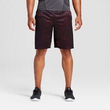C9 Champion Men's Circuit Core Shorts - Carmine Red - Size Small