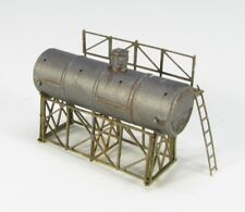 N SCALE: BRANCHLINE FUEL TANK & STAND - SHOWCASE MINIATURES #546