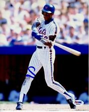DARRYL STRAWBERRY SIGNED PSA/DNA 8X10 AUTHENTIC AUTOGRAPH