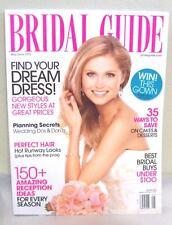 May June 2013 BRIDAL GUIDE Wedding Dress Dreams Bride Magazine