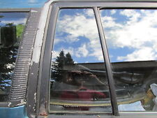 TOYOTA COROLLA 92 WAGON ALL TRACK FULL TIME 4WD QUARTER GLASS WINDOW REAR DOOR R