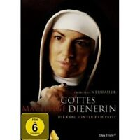 GOTTES MÄCHTIGE DIENERIN DVD MIT CHRISTINE NEUBAUER NEU