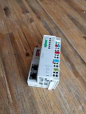 WAGO PLC CPU 750-881 Controller ETHERNET