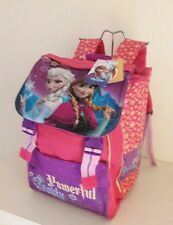 ZAINO SCUOLA Estensibile FROZEN Anna & Elsa   Disney