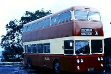 Photobus 35mm Bus Slide,OK Motor Services Weymann/Atlantean 212JVK x Newcastle