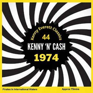 Not Pirate Radio Kenny Everett Classics Vol 44 (1974)