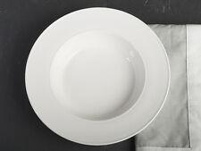 M by MIKASA White Vitrified Porcelain SOUP BOWL