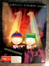 South Park : Season 11 (DVD, Region 4, 3-Disc Set) GET4