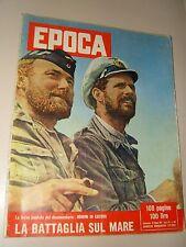 EPOCA=1957/350=LOUIS FERDINAND CELINE=JOSEPH KITTINGER=ESTHER WILLIAMS=NENCINI G