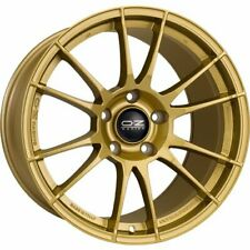 OZ RACING ULTRALEGGERA RACE GOLD ALLOY WHEEL 18X8 ET48 5X114