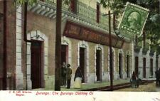 PC CPA MEXICO, DURANGO, THE DURANGO CLOTHING CO, Vintage Postcard (b21458)
