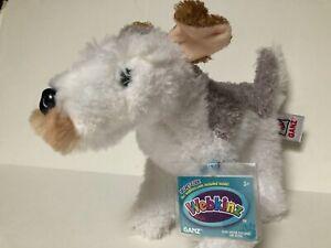 New Webkinz Fox Terrier HM733~Sealed Code~Rare Dog~HTF
