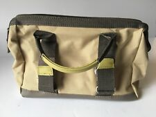 Stanley LADIES Organize it Tool CRAFT Bag, Beige & Green, Canvas, pouches, tote
