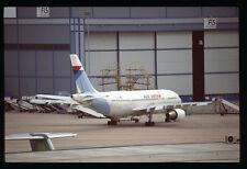 Orig 35mm airline slide Air Inter A300 F-BUAI [212-5]