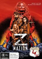 Z Nation : Season 4 DVD : NEW
