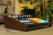 Native Instruments Maschine MK1 MK2 Echtholz Seitenteil Wooden Side Panel Stand