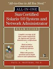 Sun Certified Solaris(tm) 9 System and Network Administrator All-in-One Exam Gu