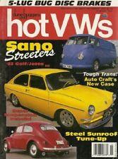 DUNE BUGGIES & HOT VW'S 1993 NOV - SUSPENSION REBUILD, 5-LUG DISC BRAKES