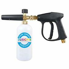Snow Foam Strawberry Foam with Water Sprayer Gun Spray Wand for Car Pressure Was