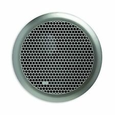 HPM EF250RDMS EXHAUST FAN KIT Strong Air Extraction Round HoneyComb SILVER-250mm