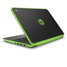 HP Chromebook 11 Intel 2.16ghz /16GB SSD / 4GB HDMI / WiFi / Lime Green Grade B
