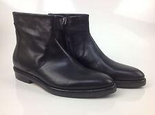 $630 Roberto Del Carlo Sesia Pompei Nero Black Leather Size: 36EUR / 5.5M US