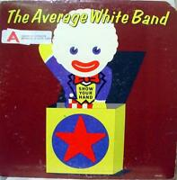 AVERAGE WHITE BAND show your hand LP VG MCA 345 Vinyl 1975 Record