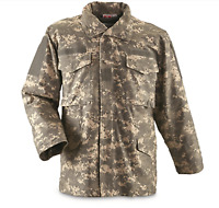 PROPPER M65 COLD WEATHER ACU CAMO USGI US STYLE FIELD JACKET MEDIUM + LINER