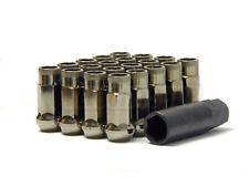 Muteki SR48 Lug Nuts Open End Titanium 12 x 1.5mm thread pitch