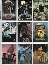 Topps Universal Monsters 78 Card Lot 1994 NOT A SET