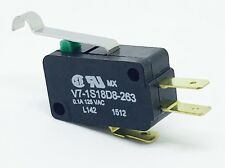 1pc - V7-1S18D8-263 - MICRO SWITCH  HONEYWELL - SWITCH SNAP ACT SPDT 100MA 125V