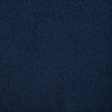 Dark Navy Blue Wool & Cashmere Coating - 2.50 Metres