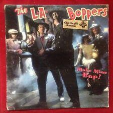 The L.A. Boppers - Make Mine Bop! - Vinyl 33RPM LP Bop ! Album Record