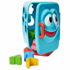 Tomy Phil The Fridge Fun/Game Educational Activity/Puzzle Shapes Toys for Kids