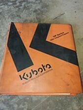Kubota L2350 L2650gst L2950gst L3450gst L3650gst Tractor Workshop Service Manual