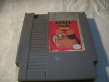 Nintendo NES JORDAN VS BIRD   Video Game Cartridge  1985 MADE IN JAPAN FREE SHIP