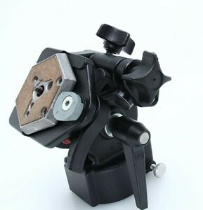(Auctioning Now) Brand New  Bogen Manfrotto 3063 Fluid Tripod Head