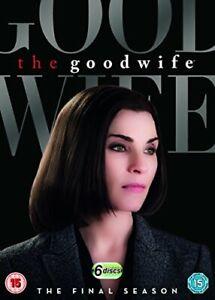 The Good Wife - Season 7 [DVD] [2016] - DVD  S2VG The Cheap Fast Free Post