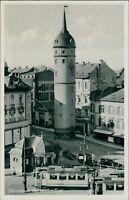 Ansichtskarte Darmstadt Am weißen Turm  (Nr.9085)