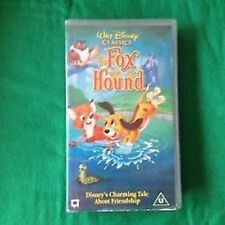 062 VHS  The Fox and The Hound