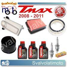 TAGLIANDO T-MAX 2010 3 LITRI MOTUL 300V + FILTRI ARIA + FILTRO OLIO + CANDELE
