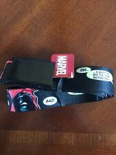 Deadpool Wade Wilson Buckle Down Bathroom Belt Marvel Comics Brand New (0076)