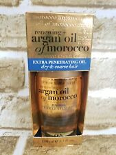 OGX renewing argan oil of morocco extra penetrating for dry coarse damaged hair