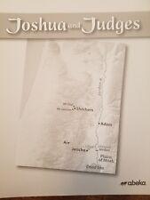 Joshua And Judges Student Tests Abeka
