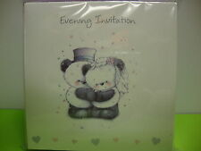 WEDDING EVENING INVITATION CARDS