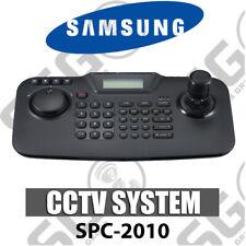 SAMSUNG SPC-2010 PTZ & DVR SYSTEM CONTROLLER KEYBOARD