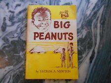Vintage 1946 Big Peanuts Lucilda Newton Stori-tel Series African Boy Moody Bible